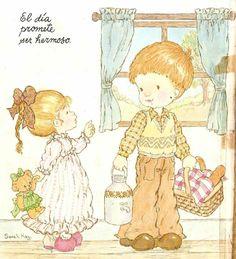 My Little House Silvita Blanco, Sarah Kay : Serie PICNIC Colección completa
