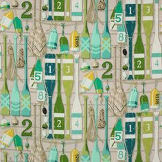 Textile Tuesday: Newport by Manuel Canovas | The English Room