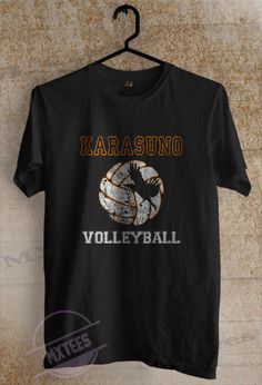 Haikyuu Karasuno shirt tshirt clothing unisex adult tee
