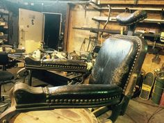 koken barbers chair