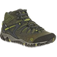 Merrell All Out Blaze Mid Waterproof Hiking Boots - Men's #REI