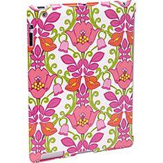 Vera Bradley Snap On Case for iPad - Lilli Bell - via eBags.com! #madeinUSA