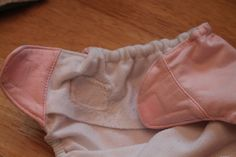 Rehabing  Bumgenius Pocket Diapers a how to guide