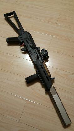 Silencer Stuff — shoukakukai-nii:   My long gun isn't even long...