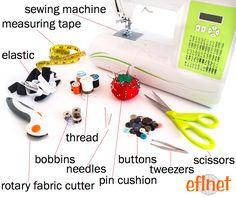Sewing | EFLnet