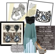 """""""Silver City"""" by prepster-nyc1 ❤ liked on Polyvore"""