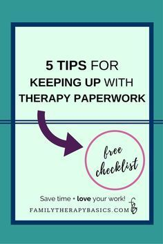 5 Tips for Keeping Up with Therapy Paperwork — Family Therapy Basics - Integrated Learning Strategies - art therapy activities Colleges For Psychology, Counseling Psychology, School Psychology, Psychology Resources, Developmental Psychology, Therapy Worksheets, Art Therapy Activities, Counseling Activities, Therapy Tools