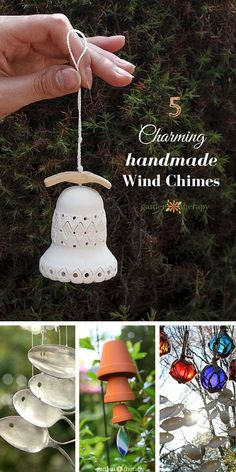 A wind chime requires balance and artistry to create a instrument that looks as beautiful as it sounds. While you can clearly see the beauty of a wind chime, you will also want to test the sound to ensure that it becomes a pleasing addition to your home. #sponsored