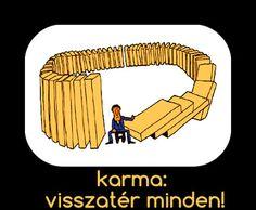 * Csillag blog * Karma