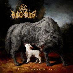 THY ART IS MURDER 'Dear Desolation' . fourth album by Australian Deathcore/ technical Death-Metal dudes, heavy as shit! Death Metal, Thy Art Is Murder, Power Metal, Black Metal, Cover Art, Pochette Album, Metal Albums, Thrash Metal, Lp Vinyl