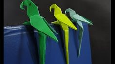 How to make a Paper bird? (Easy origami) - YouTube