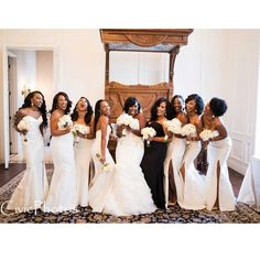 Chloe Cook Wedding Experience Bridesmaids