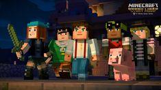 La película de Minecraft es ideal para fans de Jurassic Park