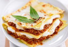 Béchamel pour les lasagnes, Voir la recette de laBéchamel pour les lasagnes >>