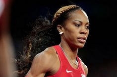 8 Memorable Female Athlete Hairstyles at London 2012 Olympics