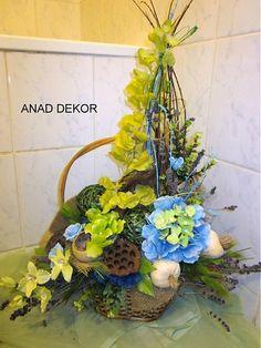 anad333 / Velké modro-zelené aranžmá