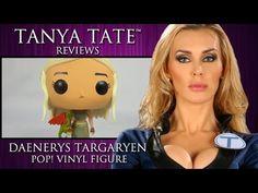 ▶ REVIEW: #GameofThrones Daenerys Targaryen #Funko POP Vinyl Figure #GOT #TanyaTate