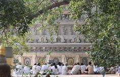Mahabodhi Temple Gallery