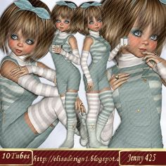 ElisaDesign: Jenny 425