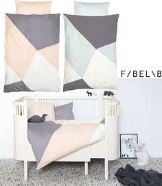 VIND Fabelab's nye sengetøj sleepy baby Alisan eller Jade hos bloggen Carlas Cafe!
