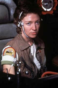 Photo: Alien, 1979 directed by Ridley Scott with Veronica Cartwright (photo) : Alien 1979, Pet Sematary, Cinema Movies, Sci Fi Movies, Movie Theater, Ridley Scott Movies, Veronica Cartwright, Science Fiction, Tom Skerritt