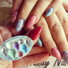Using The Ring Thing for nail art