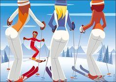 http://www.bungalowgraphics.com/charlie-adam/posters-laminates/ski-lesson-.pt100115.en.html
