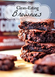 Looking for a Clean Eating Brownies Recipe that really hits the spot, here you go!