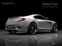concept BMW ///M6