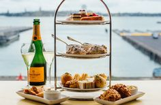 Pinkies Up! What better way to treat yourself than enjoying one of Auckland's best high teas? Table Manners, Town And Country, Downton Abbey, Treat Yourself, Auckland, High Tea, Treats, Edwardian Era, Baking