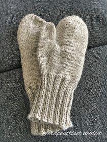 Terapeuttiset neuleet: Lapaset ensi talveksi. Gloves, Fashion, Moda, Fashion Styles, Fasion, Mittens, Fashion Illustrations, La Mode