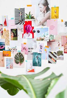 6 Ideas De Ambientación Para Aplicar En Las Murallas De Tu Oficina | Cut & Paste – Blog de Moda