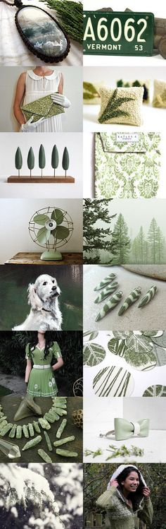 Green and Cream Winter by Alyssa and Daniel on Etsy--Pinned+with+TreasuryPin.com Green Pillows, Mood Boards, Peace, Cream, Colors, Winter, Etsy, Inspiration, Beautiful