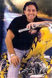 Eddie Trotta - Thunder Cycle Design, Custom Bikes, Fort Lauderdale, FL, www.ThunderCycle.com