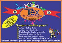 Eu recomendo Lojas Tex- Setor Paraisinho, #Alto Paraíso De Goiás, #Goiás, #Brasil