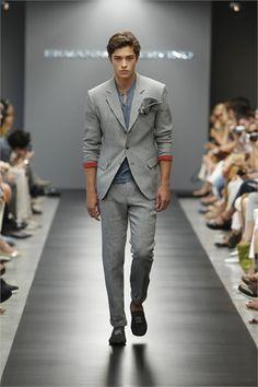 Ermanno Scervino Menswear Spring Summer 2012