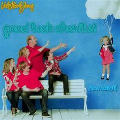 Good Luck Charlie...darn you people for making me like this show...i just love that darn mom...i myself, am that crazy :)