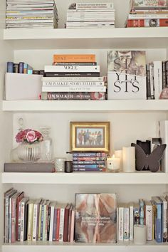 No longer is a collection of books enough for your bookshelf. Just a quick peek at Pinterest will reveal lust-worthy shelves that have been styled to utter perfection! It's pretty overwhelming, and in some cases…
