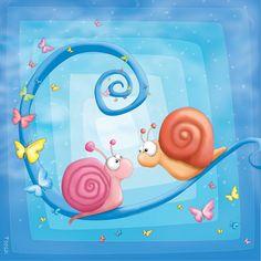 Kids-room-blue-trilogy-Snails.jpg (650×650)