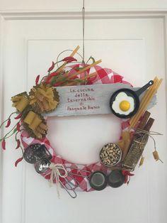 Wreath gor the cook