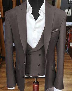 3PCS Herren Anzug Jacke Blazer Smoking Weste Hose Hochzeit Formell Slim XL-5XL