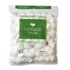 Intrinsics Cotton Balls 100pcs