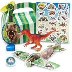 Jurassic World Favor Box