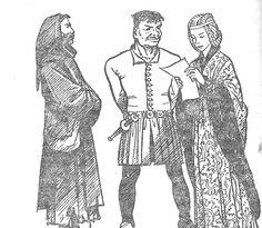 Du Guesclin de Pierre Joubert dans Les Aiglons de Montrevel - Marabout Junior