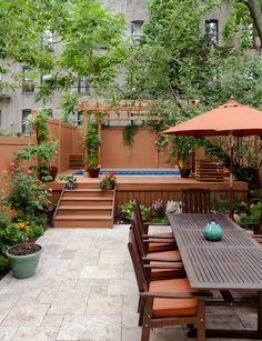 brooklyn backyard pool - Google Search