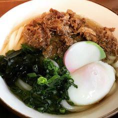 肉玉うどん🍲絶品✨ #うどん #肉うどん #肉玉うどん #肉 #卵 #温玉 #おひるごはん #ごはん #グルメ #ワンコイン #美味しい #四国 #高知 #日本 #udon #meatnoodle #meat #noodles #lunch #gourmet #japan