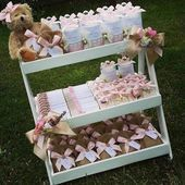 Baby shower for a girl inspiration Shower Party, Baby Shower Parties, Baby Shower Themes, Shower Ideas, Bar Deco, Chocolate Wrapping, Baby Favors, Baby Shawer, Candy Table