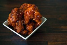 Finger-Licking Good Korean Roasted BBQ Chicken Wings