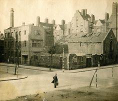 Corner of Club Row and Old Nichol Street
