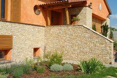LATIN MEDITERRAN - ürömi latin mediterránkő Latina, House Styles, Home Decor, Decoration Home, Room Decor, Home Interior Design, Home Decoration, Interior Design